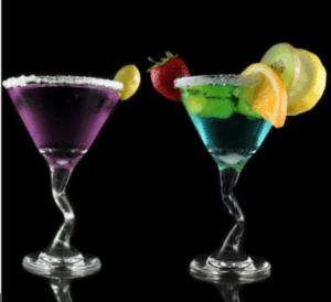Comment avoir des verres décorés ?