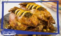 دجاج-محمر-مغربي-فيتا-حليب